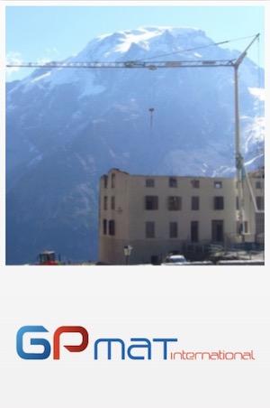 Corsamat - Location de matériel - Grues GP MAT - Bastia  - Ajaccio - Corse