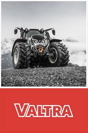 Corsamat - Location de matériel - Tracteurs VALTRA - Bastia  - Ajaccio - Corse